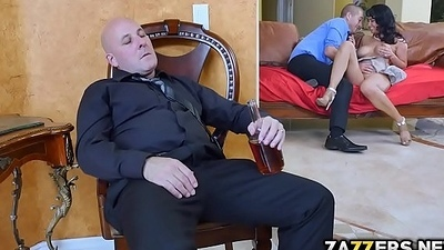 Booty-licious Isis desires for an assfuck banging