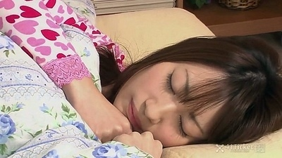 41Ticket - Yume Kato Receives Muff Wet Stroking (Uncensored JAV)