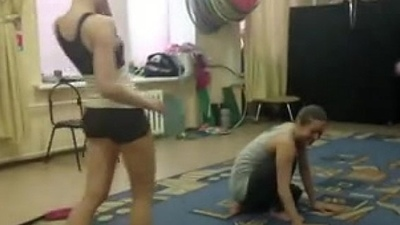 Flexibility and stretching girls compilation - www.contortion4girls.com