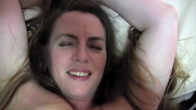 well-spoken woman allows me to let redness fly, creampie
