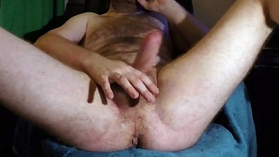 Tease, Stroking, Fingering coupled with Hiding The Lube (Happylover82)
