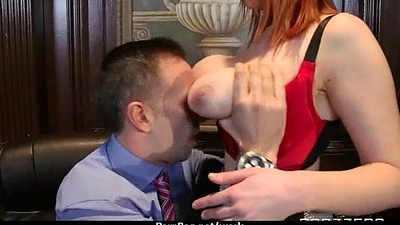 Big Tit Caucasian Slut Gangbanged At The Post 12