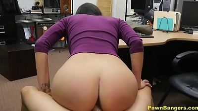 Gorgeous Latin babe Infant With Perfect Tits Fucks For Money