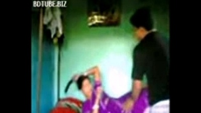 Indian Bangla village bhabhi coition with devar at one's fingertips bedroom - Wowmoyback