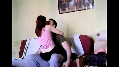 Amateur horny redhead  needs hard intense &amp_ fast pounding from her boyfriend