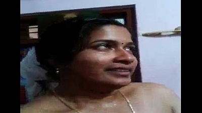 Desi aunty dealings round husband