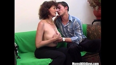 Brunette Soft Pussy Full-grown Couch Screwed Youthful Bushwa