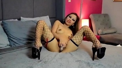 Hawt Nasty Oriental Belle beside Peppery Smokes and Wanks CamGirlCumClub.Com
